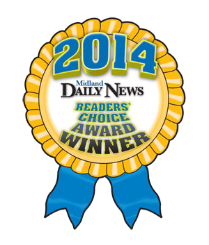 midland daily news award 2014