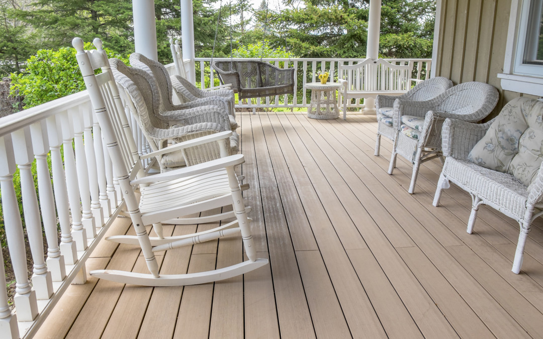 The Much Needed Porch Makeover